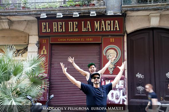 MadGods:Peligrosa_Iberia_590052